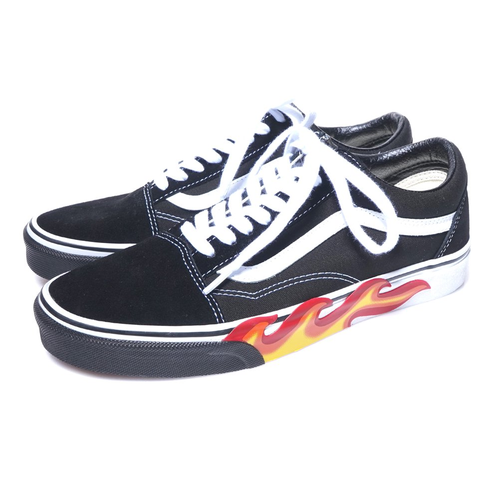 VANS - UA OLD SKOOL FLAME CUT OUT オールドスクール