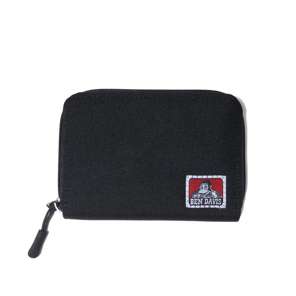 ベンデイビス 【ROUND ZIP WALLET】ラウンドジップ財布(二つ折り) 詳細画像