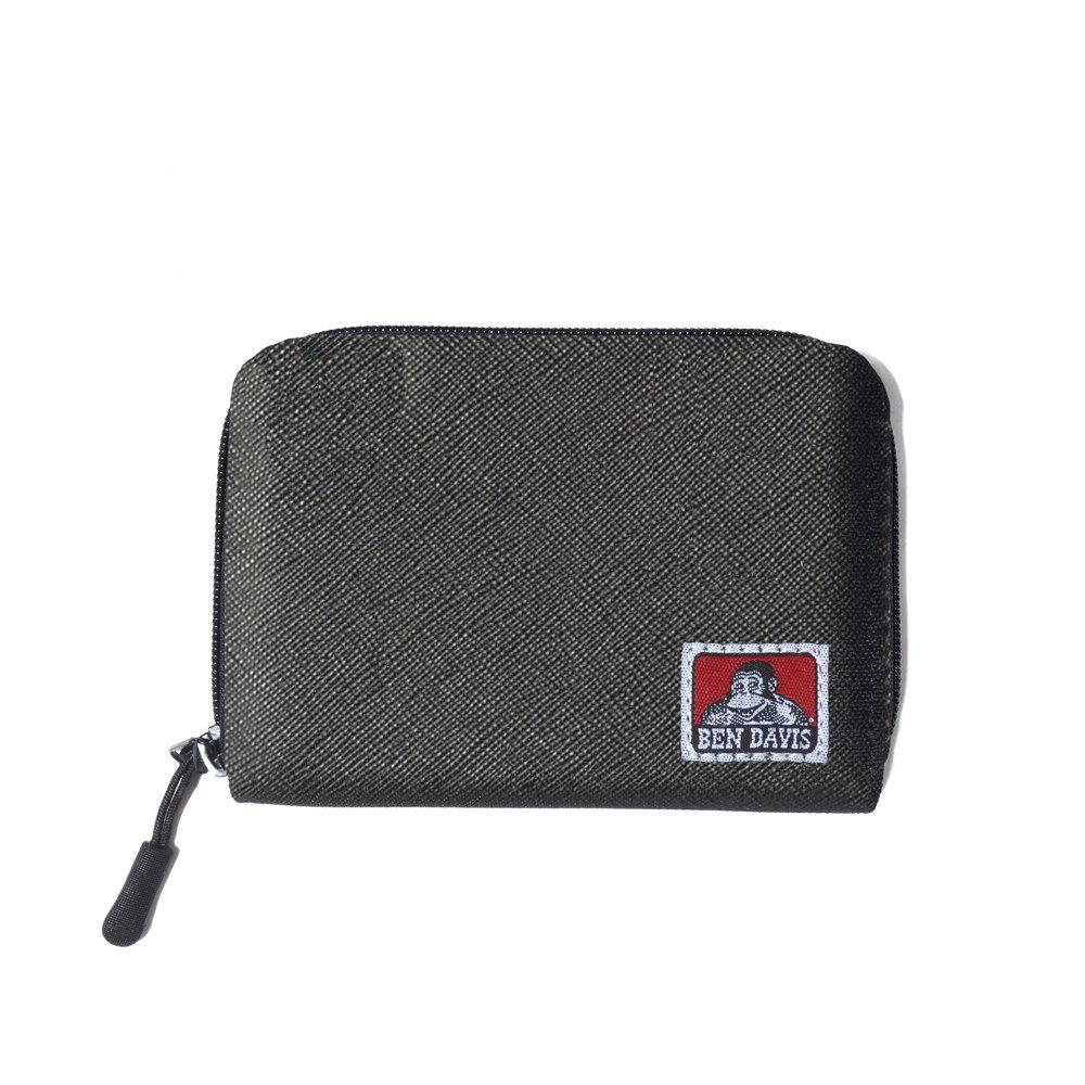 ベンデイビス 【ROUND ZIP WALLET】ラウンドジップ財布(二つ折り) 詳細画像1