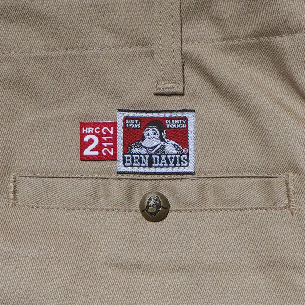 ベンデイビス BEN DAVIS USA【FLAME-RESISTANT ORG BEN'S PANTS】オリジナルベンズ/難燃性パンツ 詳細画像5