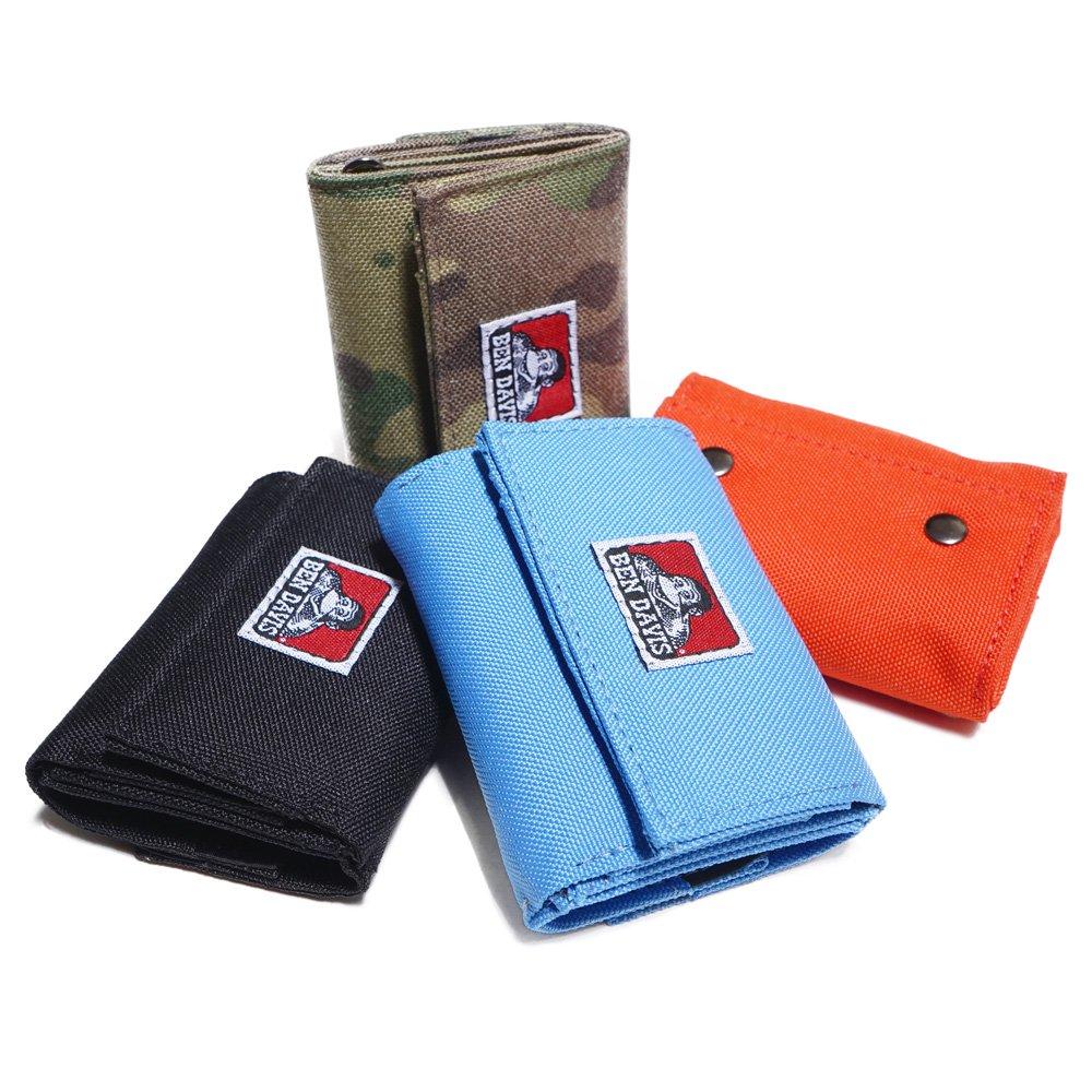 ベンデイビス 【CARD SIZE MINI WALLET】カードサイズミニ財布 詳細画像