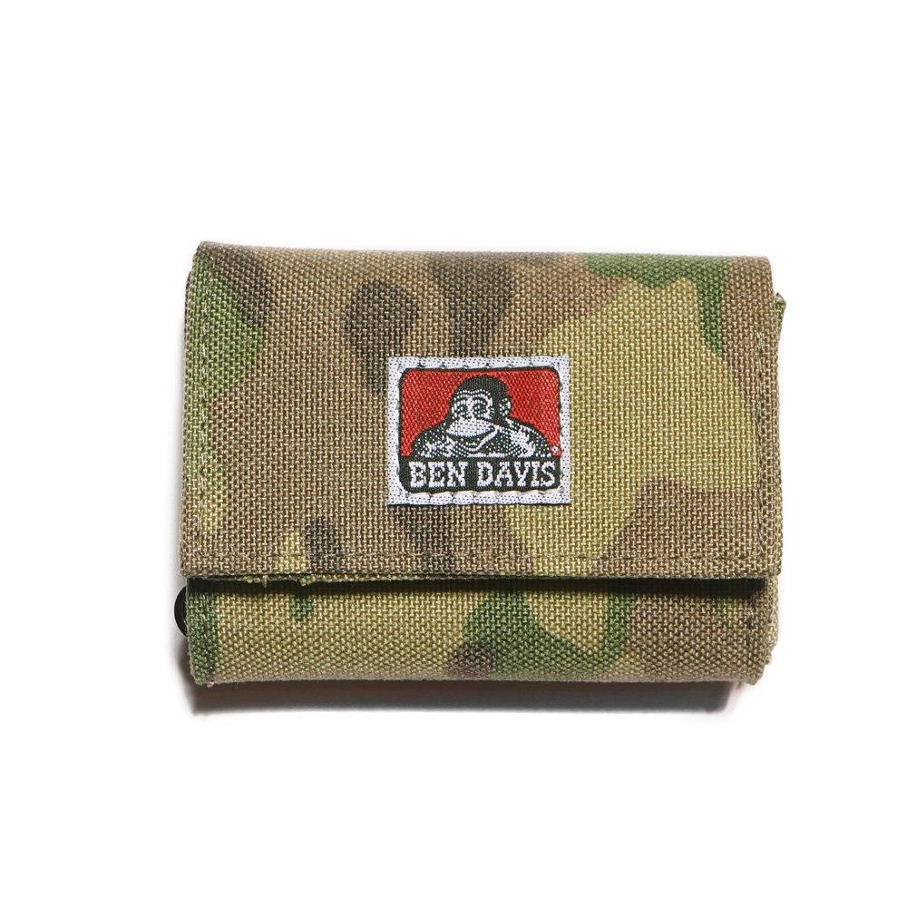 ベンデイビス 【CARD SIZE MINI WALLET】カードサイズミニ財布 詳細画像3