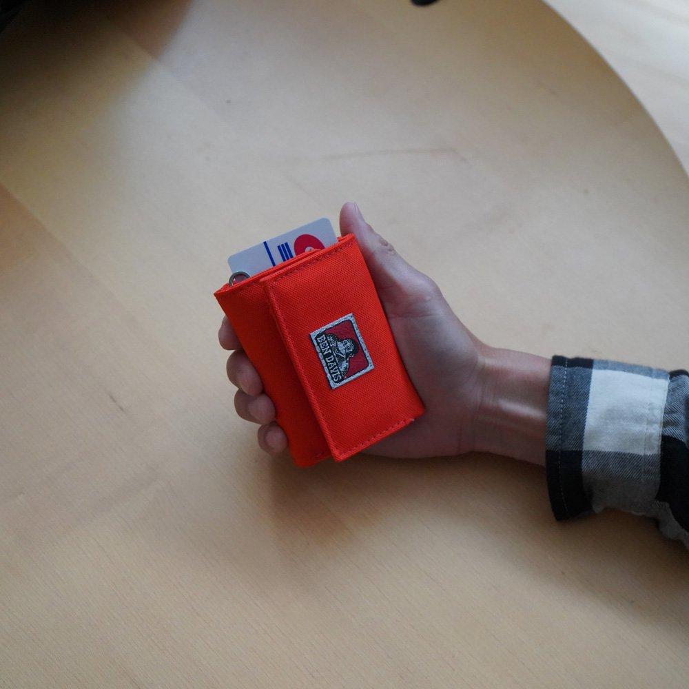 ベンデイビス 【CARD SIZE MINI WALLET】カードサイズミニ財布 詳細画像7