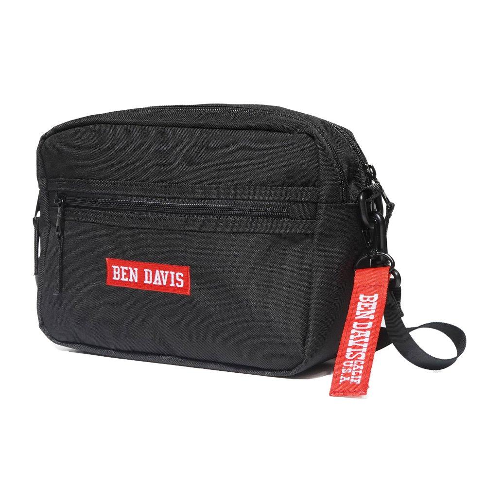 ベンデイビス BDW-9308【TAPE WIDE SHOULDER BAG】テープワイドショルダーバック 詳細画像1