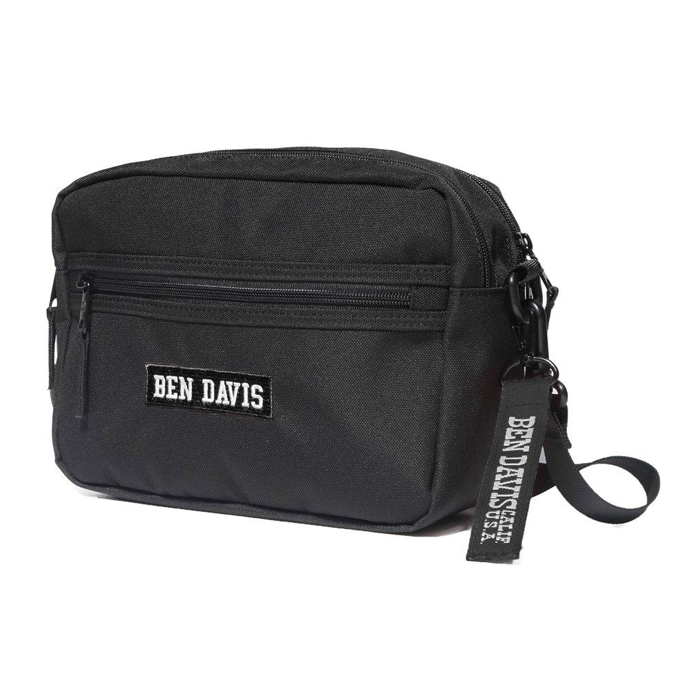 ベンデイビス BDW-9308【TAPE WIDE SHOULDER BAG】テープワイドショルダーバック 詳細画像2