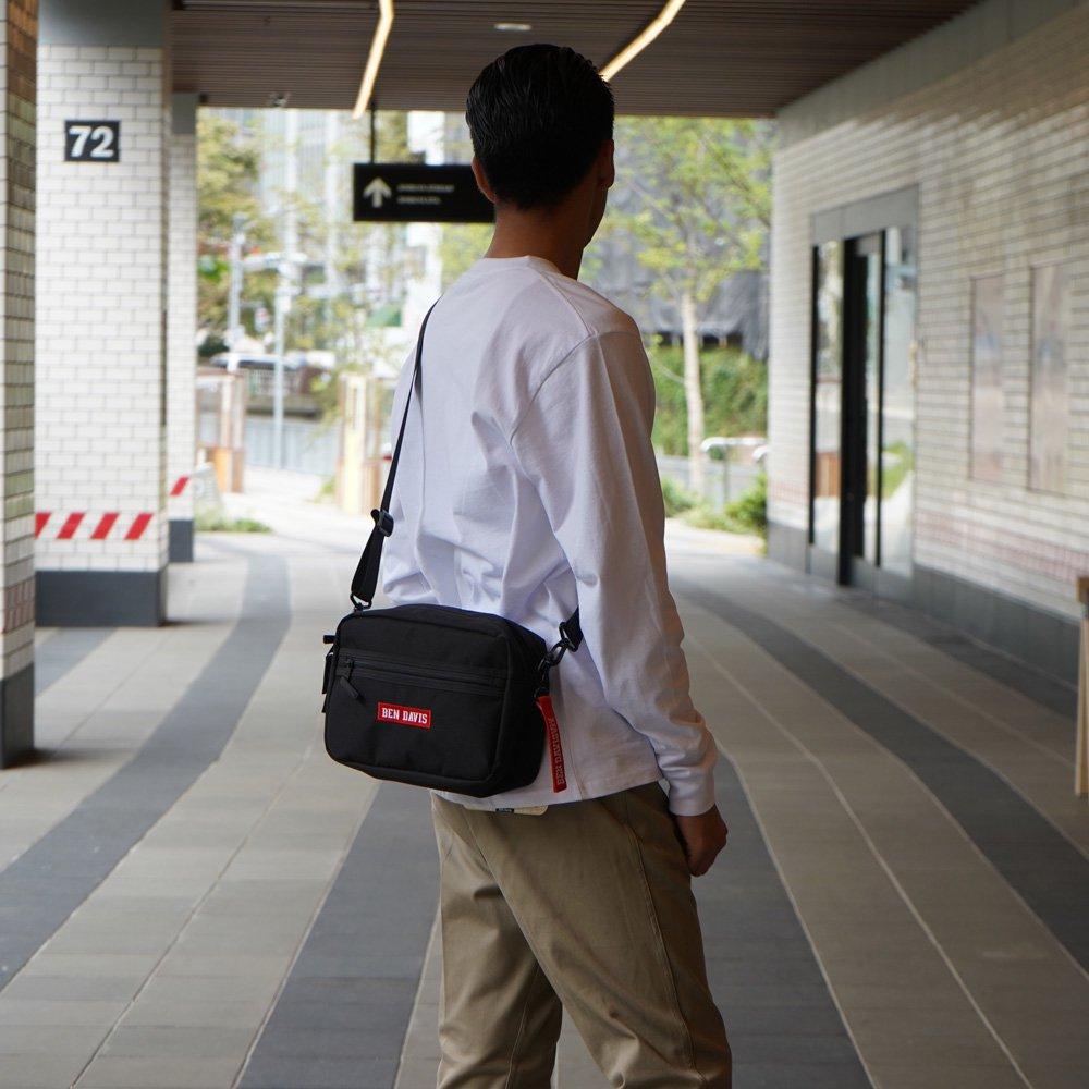 ベンデイビス BDW-9308【TAPE WIDE SHOULDER BAG】テープワイドショルダーバック 詳細画像3
