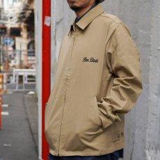 【EMBRO FULL ZIP WORK JACKET】刺繍ワークジャケット