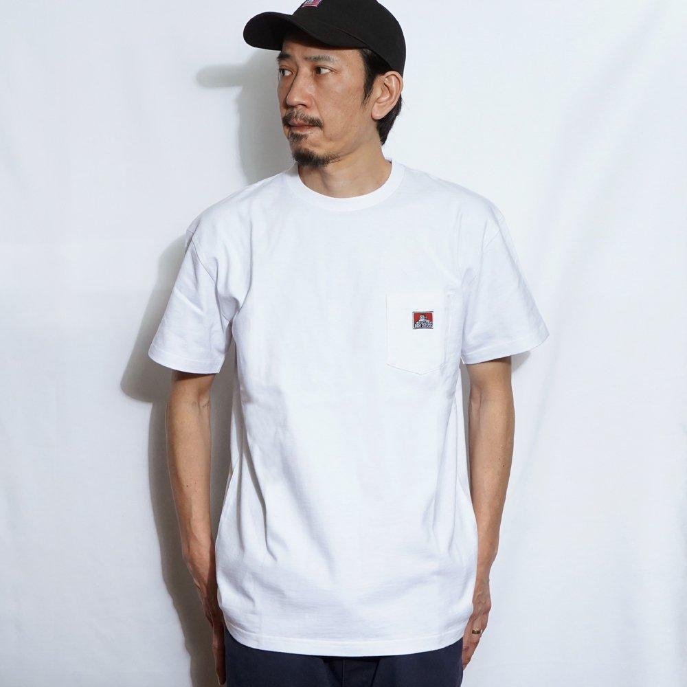 ベンデイビス 【POCKET TEE】ポケットTシャツ(抗菌防臭) 詳細画像