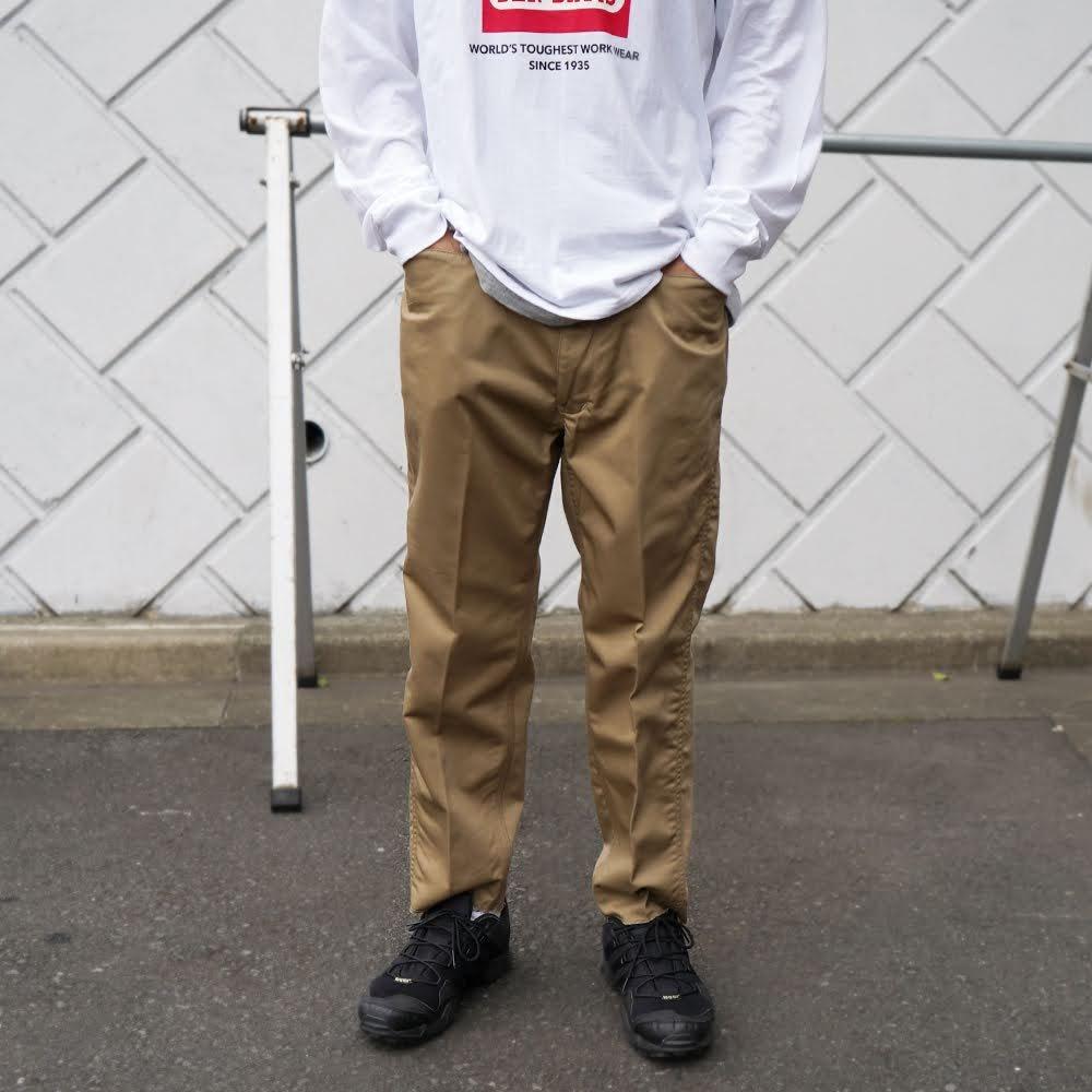 ベンデイビス GO OUT vol.137 3月号掲載商品 BEN DAVIS(ベンデイビス) 9/10LENGS PANTS - 9分丈パンツ 詳細画像2