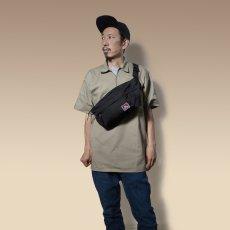 BDW-9350【WAIST BAG (XL)】ウエストバック(XLサイズ)