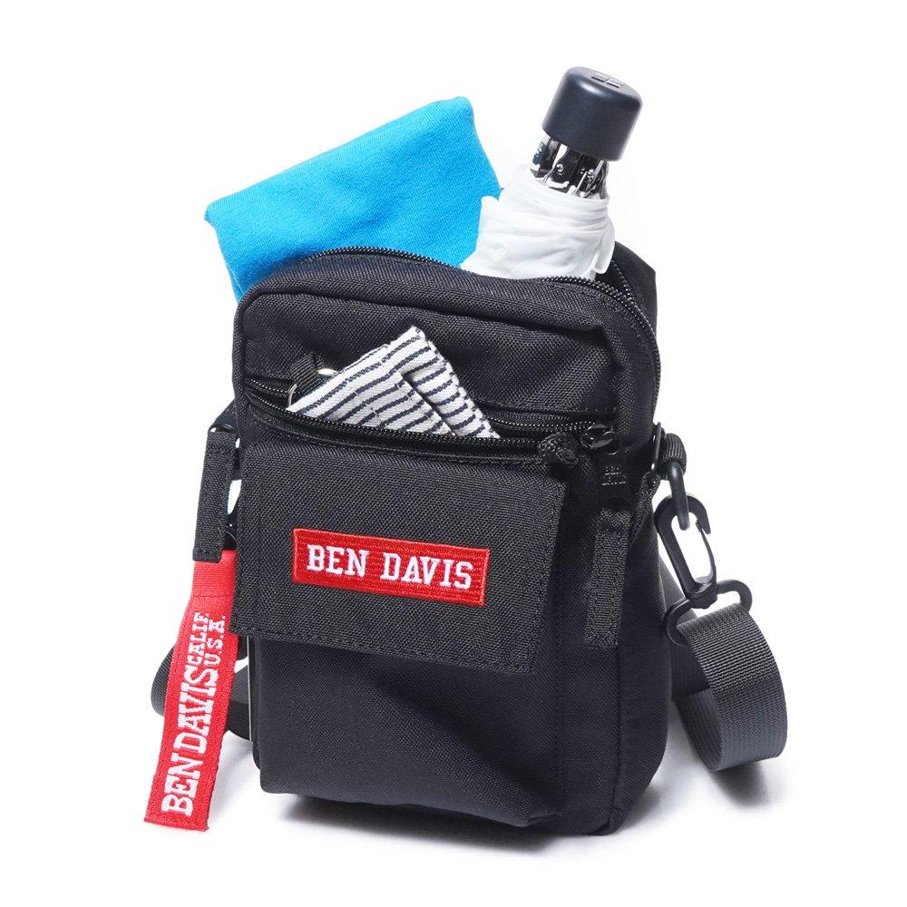 ベンデイビス 【TATE SHOULDER BAG】縦型ショルダーバック 詳細画像