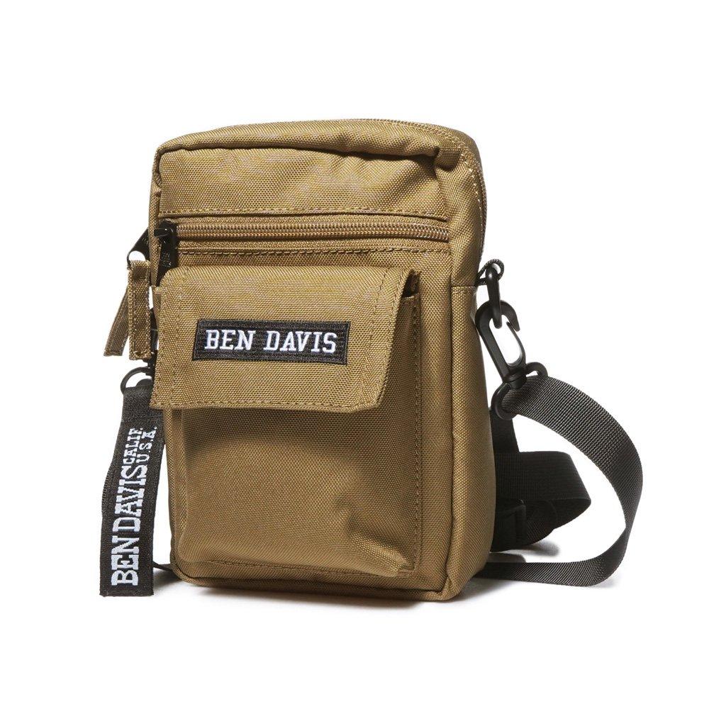 ベンデイビス 【TATE SHOULDER BAG】縦型ショルダーバック 詳細画像4