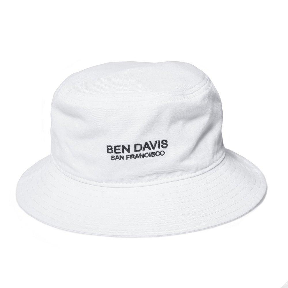ベンデイビス 【TWILL HAT】ツイルハット 詳細画像