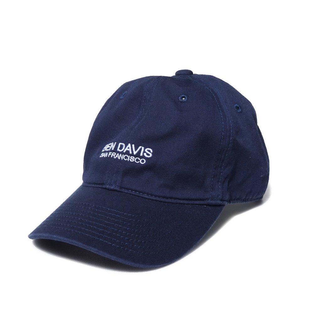 ベンデイビス 【TWILL CAP】ツイルキャップ 詳細画像1