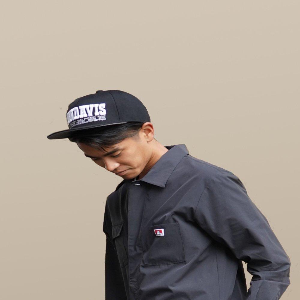 ベンデイビス 【BB CAP】ベースボールキャップ 詳細画像