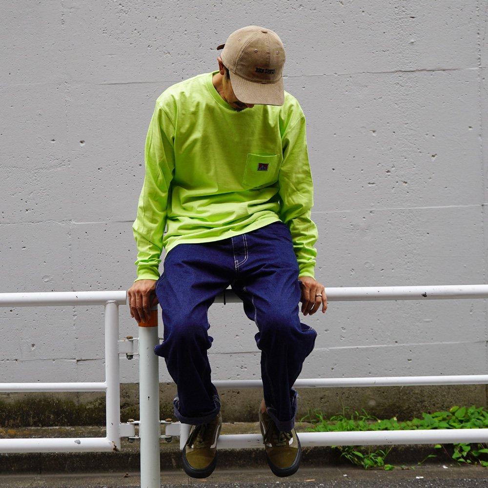 ベンデイビス 【POCKET LONG SLEEVE TEE】ポケット長袖Tシャツ(抗菌防臭) 詳細画像6