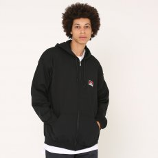 <img class='new_mark_img1' src='//img.shop-pro.jp/img/new/icons12.gif' style='border:none;display:inline;margin:0px;padding:0px;width:auto;' />BEN DAVIS US【HOODED ZIP SWEATSHIRT】フルジップパーカー
