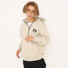 <img class='new_mark_img1' src='//img.shop-pro.jp/img/new/icons12.gif' style='border:none;display:inline;margin:0px;padding:0px;width:auto;' />【HALF ZIP HOODIE】ハーフジップフーディー
