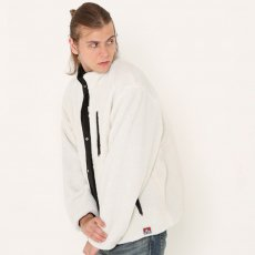 <img class='new_mark_img1' src='//img.shop-pro.jp/img/new/icons12.gif' style='border:none;display:inline;margin:0px;padding:0px;width:auto;' />【BOA FLEECE REVERSIBLE JACKET】ボアフリースリバーシブルジャケット