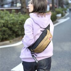 <img class='new_mark_img1' src='//img.shop-pro.jp/img/new/icons12.gif' style='border:none;display:inline;margin:0px;padding:0px;width:auto;' />【CITY WAIST BAG】シティウエストバック