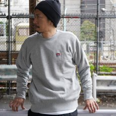 <img class='new_mark_img1' src='https://img.shop-pro.jp/img/new/icons12.gif' style='border:none;display:inline;margin:0px;padding:0px;width:auto;' />【LABEL SWEAT CREW】ラベルスウェットクルー