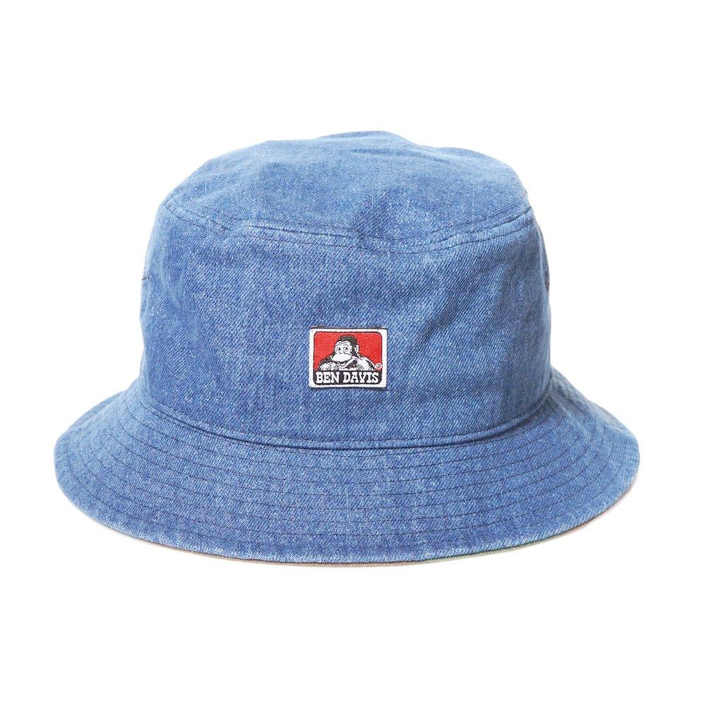 ベンデイビス 【CAMO COMBI HAT】カモコンビハット 詳細画像1