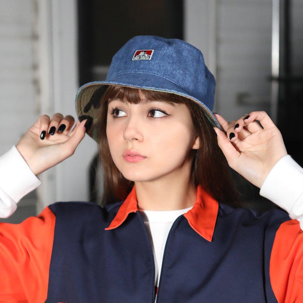 ベンデイビス 【CAMO COMBI HAT】カモコンビハット 詳細画像5