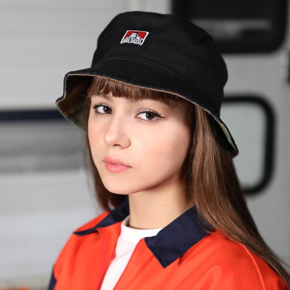 ベンデイビス 【CAMO COMBI HAT】カモコンビハット 詳細画像6