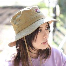 【WASHABLE CAMP HAT】ウォッシャブルキャンプハット