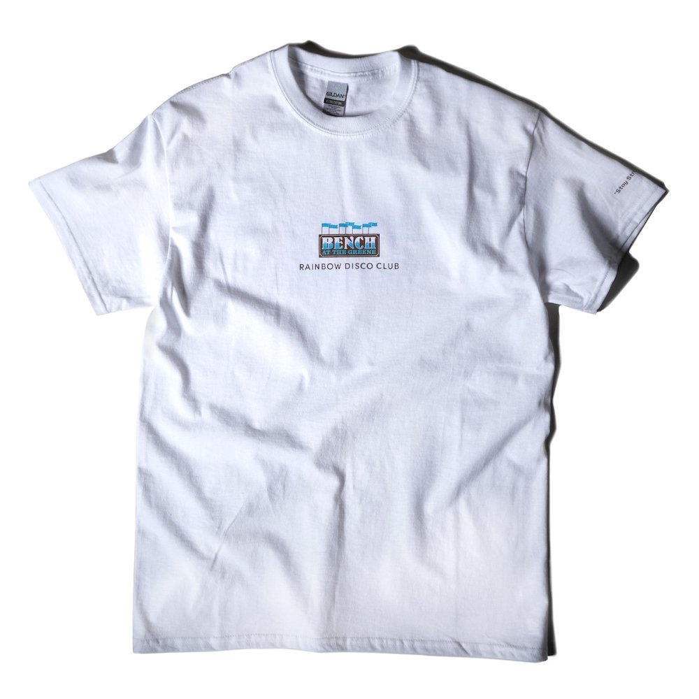 RAINBOW_DISCO2020 - BENCH S/S TEE