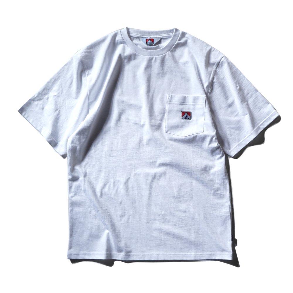 ベンデイビス 【BIG SIZING POCKET TEE】ビッグポケットTシャツ(抗菌防臭) 詳細画像1