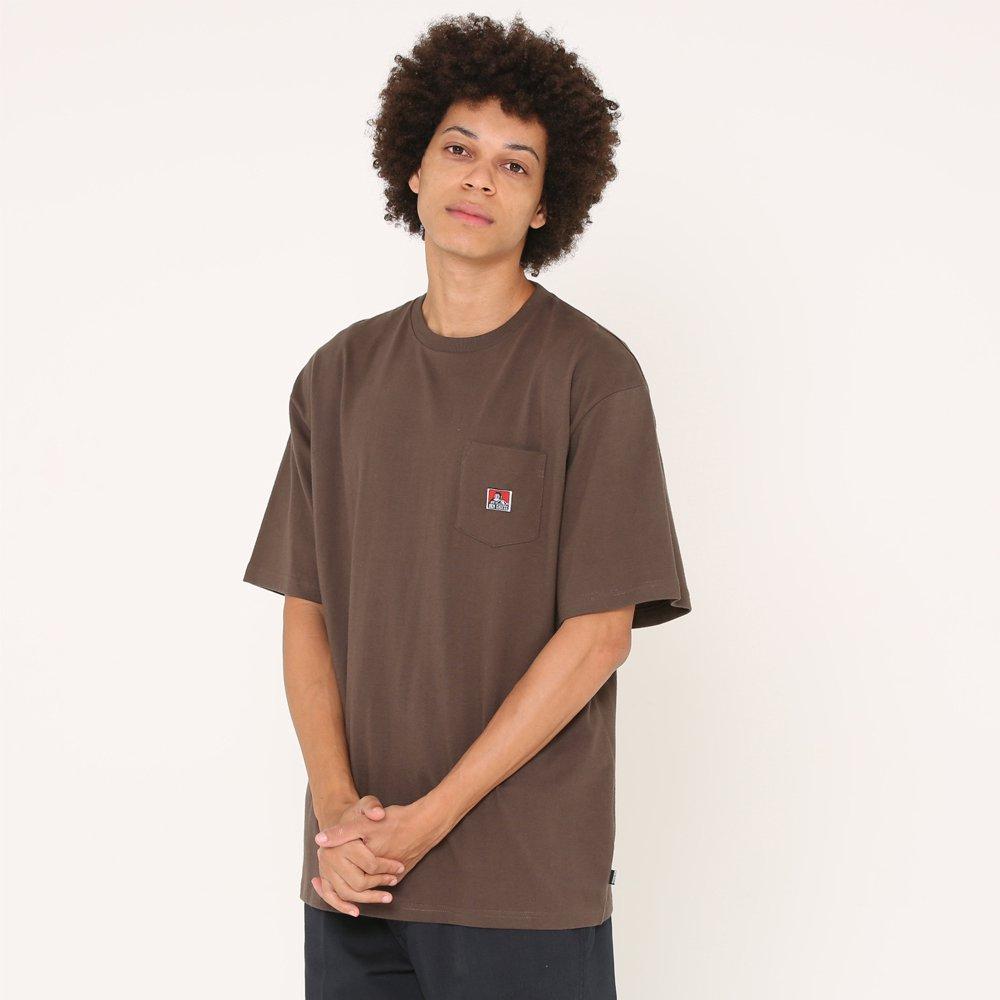 ベンデイビス 【BIG SIZING POCKET TEE】ビッグポケットTシャツ(抗菌防臭) 詳細画像4
