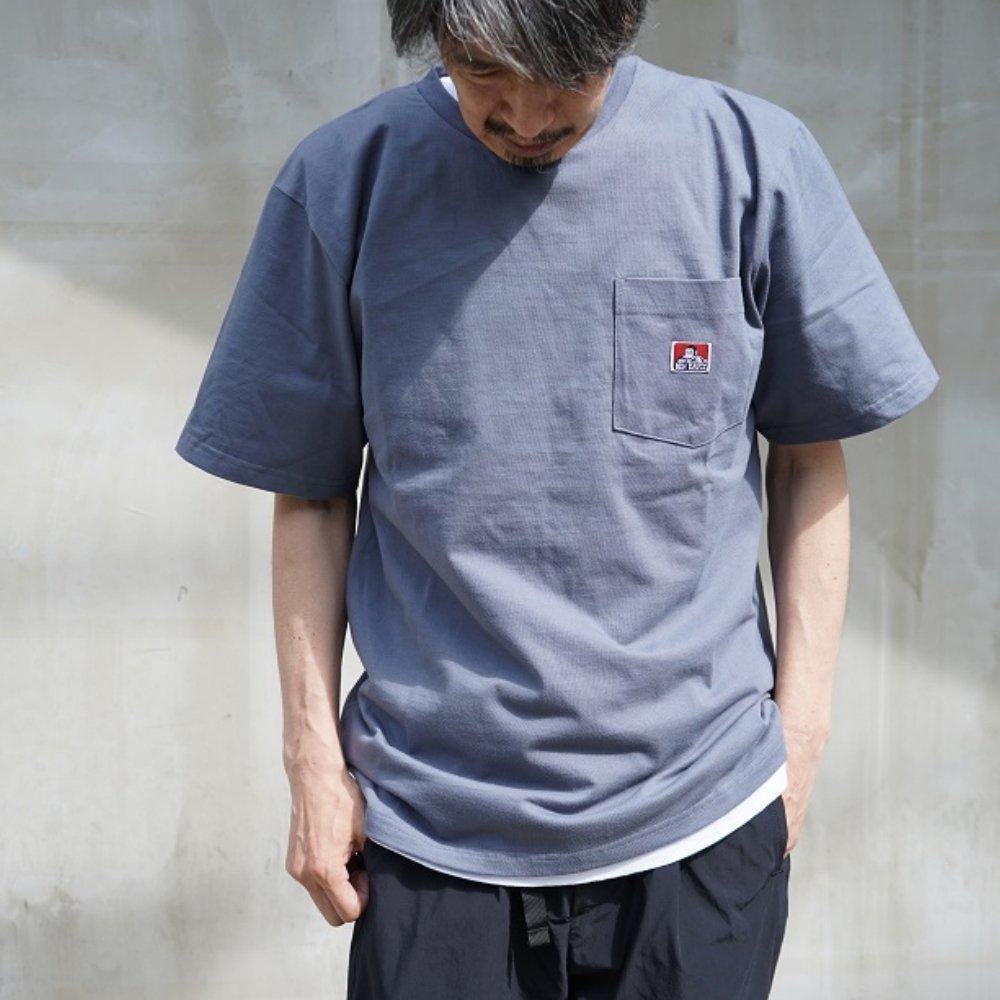 ベンデイビス 【BIG SIZING POCKET TEE】ビッグポケットTシャツ(抗菌防臭) 詳細画像6