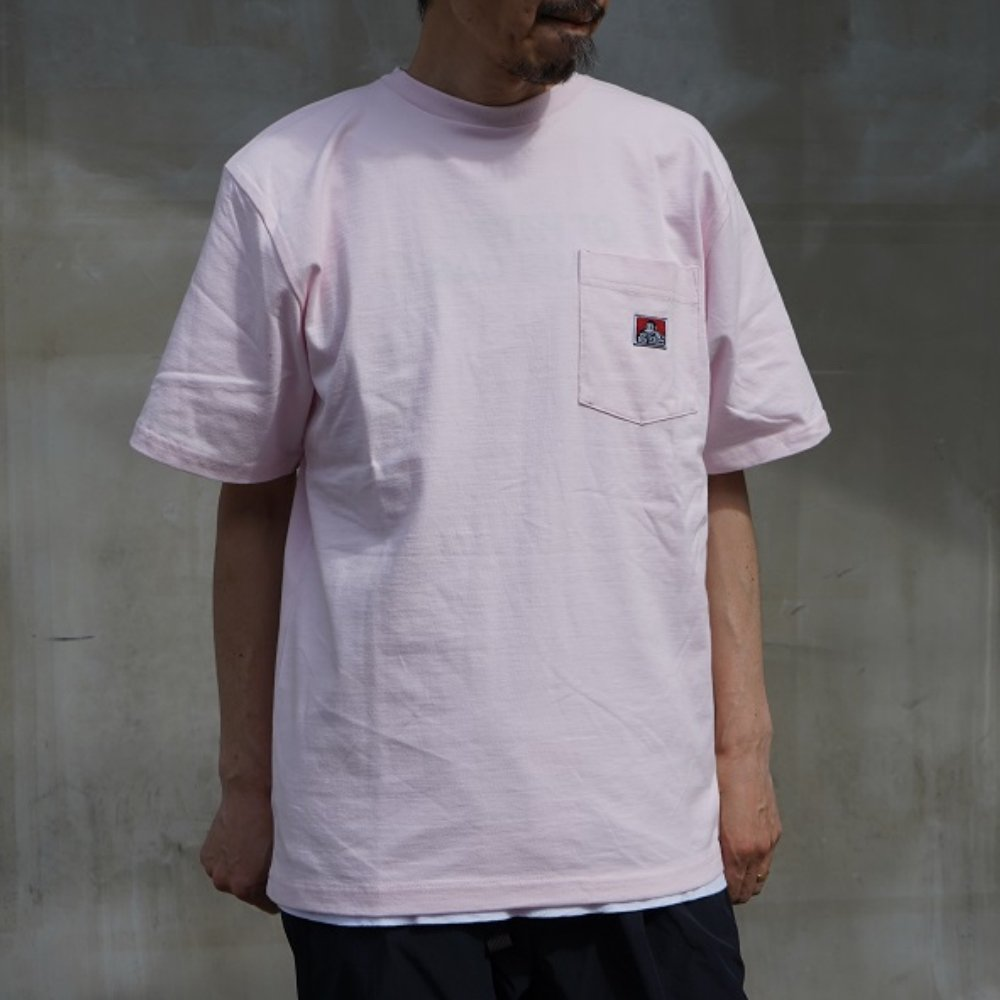ベンデイビス 【BIG SIZING POCKET TEE】ビッグポケットTシャツ(抗菌防臭) 詳細画像7