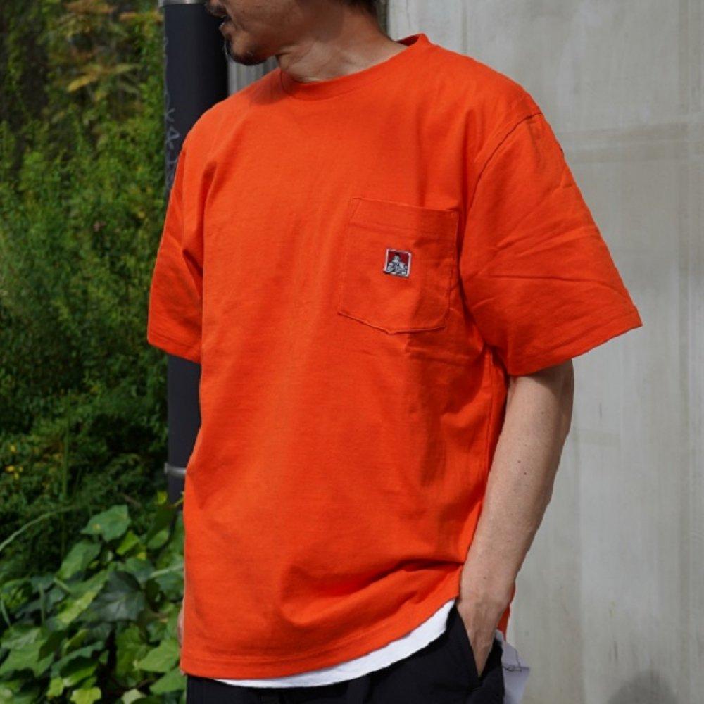 ベンデイビス 【BIG SIZING POCKET TEE】ビッグポケットTシャツ(抗菌防臭) 詳細画像8