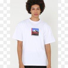 CAMP7【PRINT S/S TEE 1】プリントTシャツ(抗菌防臭・UVカット)