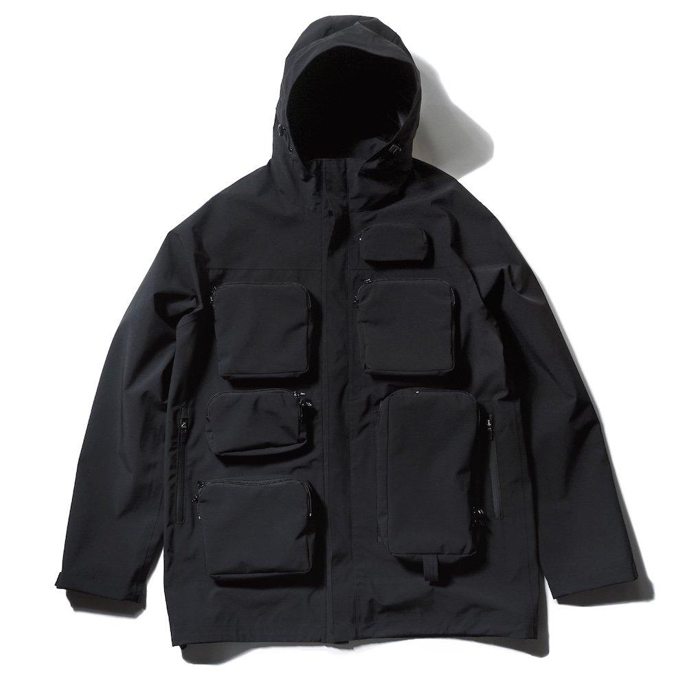 ベンデイビス DAYBREAK【3layer waterproof long jacket】3レイヤーウォータープルーフロングジャケット 詳細画像1