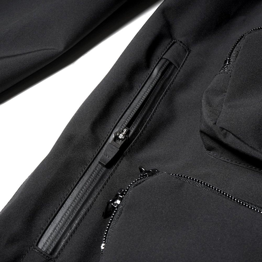 ベンデイビス DAYBREAK【3layer waterproof long jacket】3レイヤーウォータープルーフロングジャケット 詳細画像10