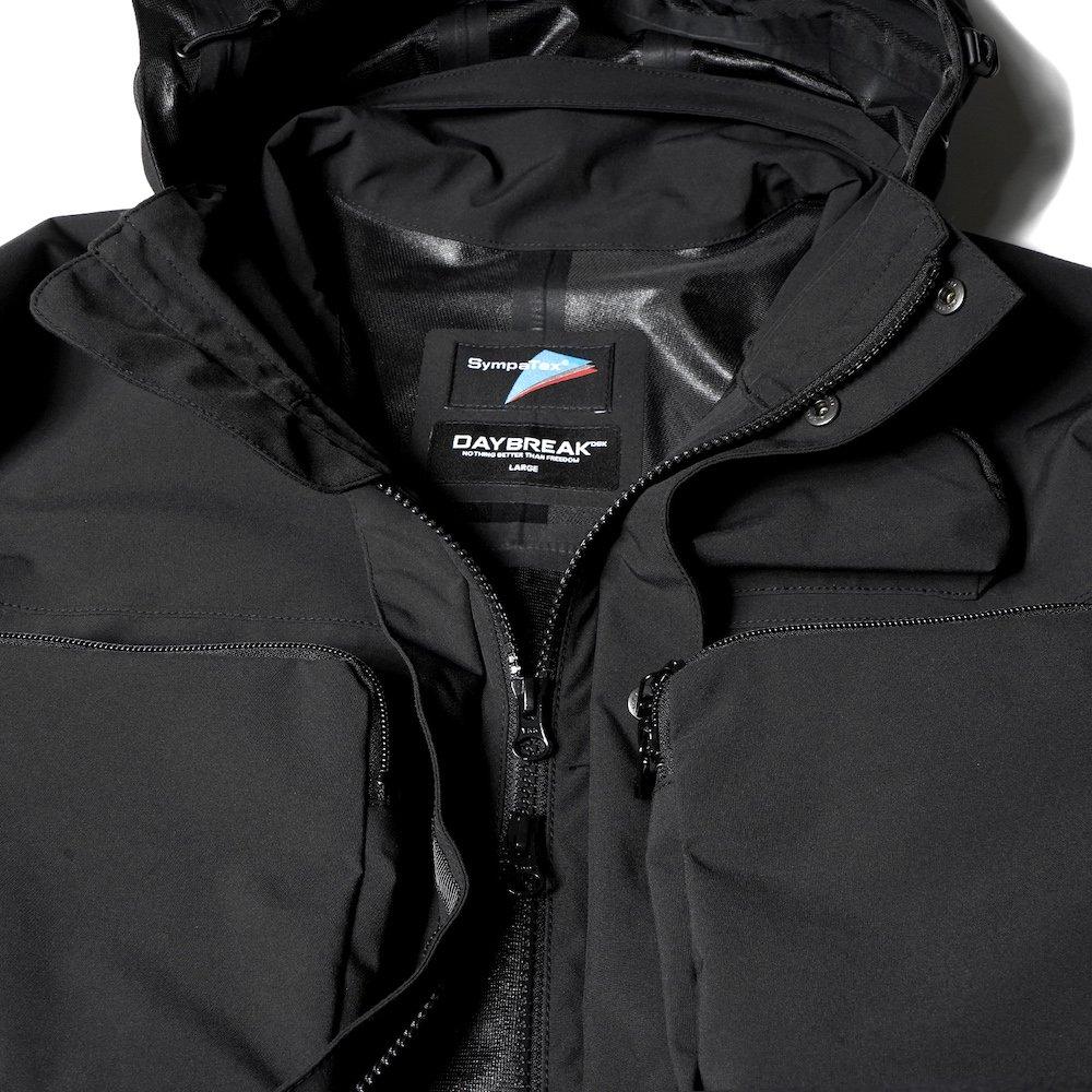 ベンデイビス DAYBREAK【3layer waterproof long jacket】3レイヤーウォータープルーフロングジャケット 詳細画像11