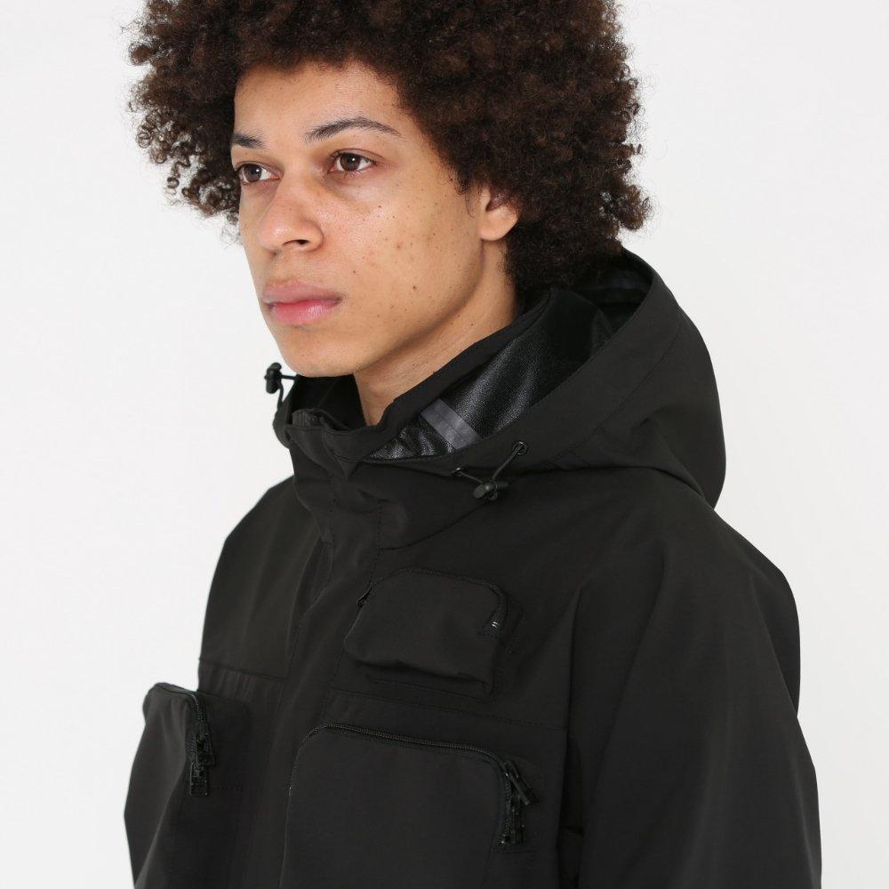 ベンデイビス DAYBREAK【3layer waterproof long jacket】3レイヤーウォータープルーフロングジャケット 詳細画像12