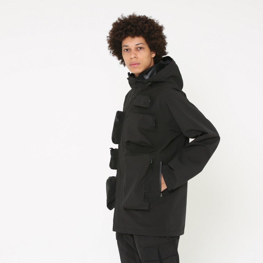 ベンデイビス DAYBREAK【3layer waterproof long jacket】3レイヤーウォータープルーフロングジャケット 詳細画像14