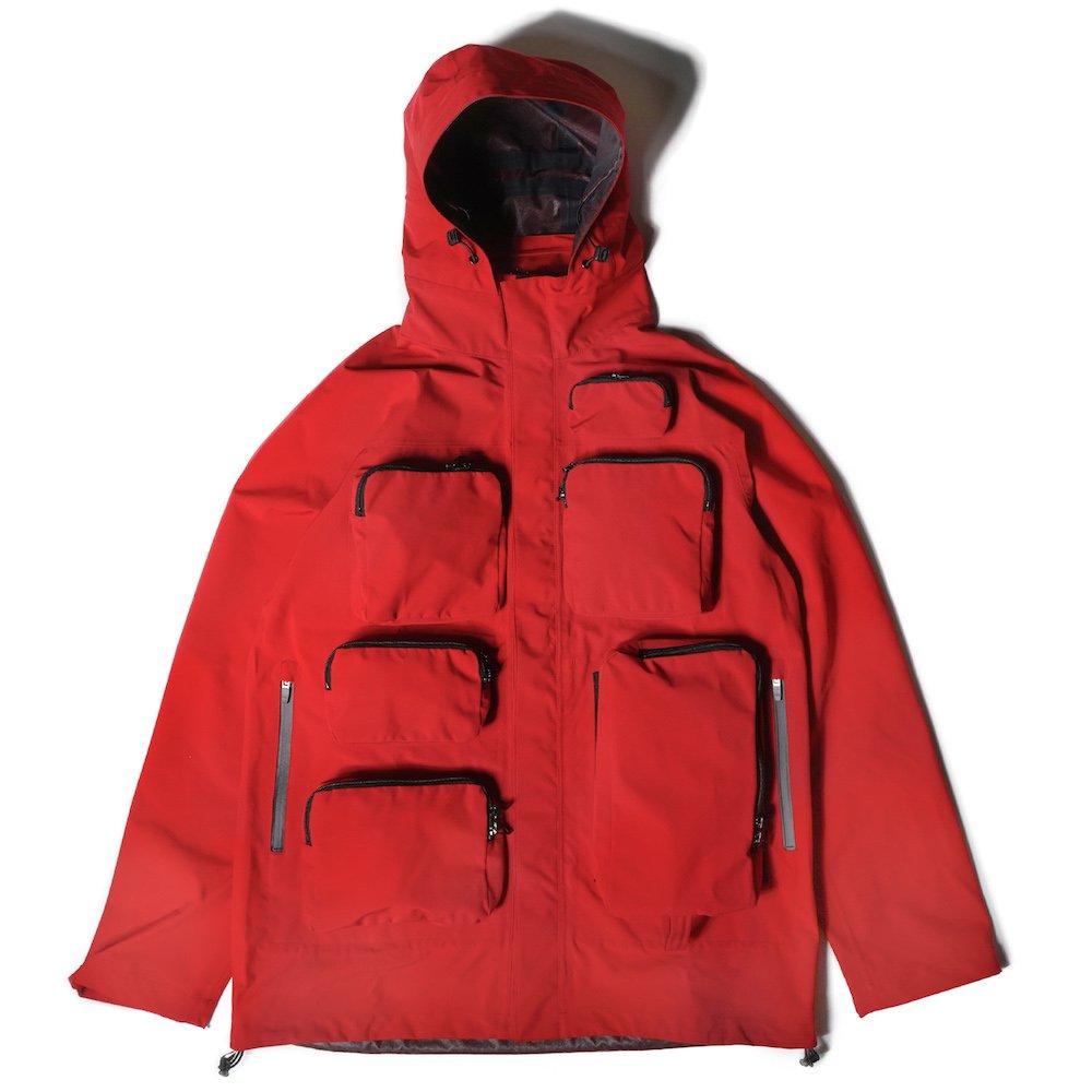 ベンデイビス DAYBREAK【3layer waterproof long jacket】3レイヤーウォータープルーフロングジャケット 詳細画像2