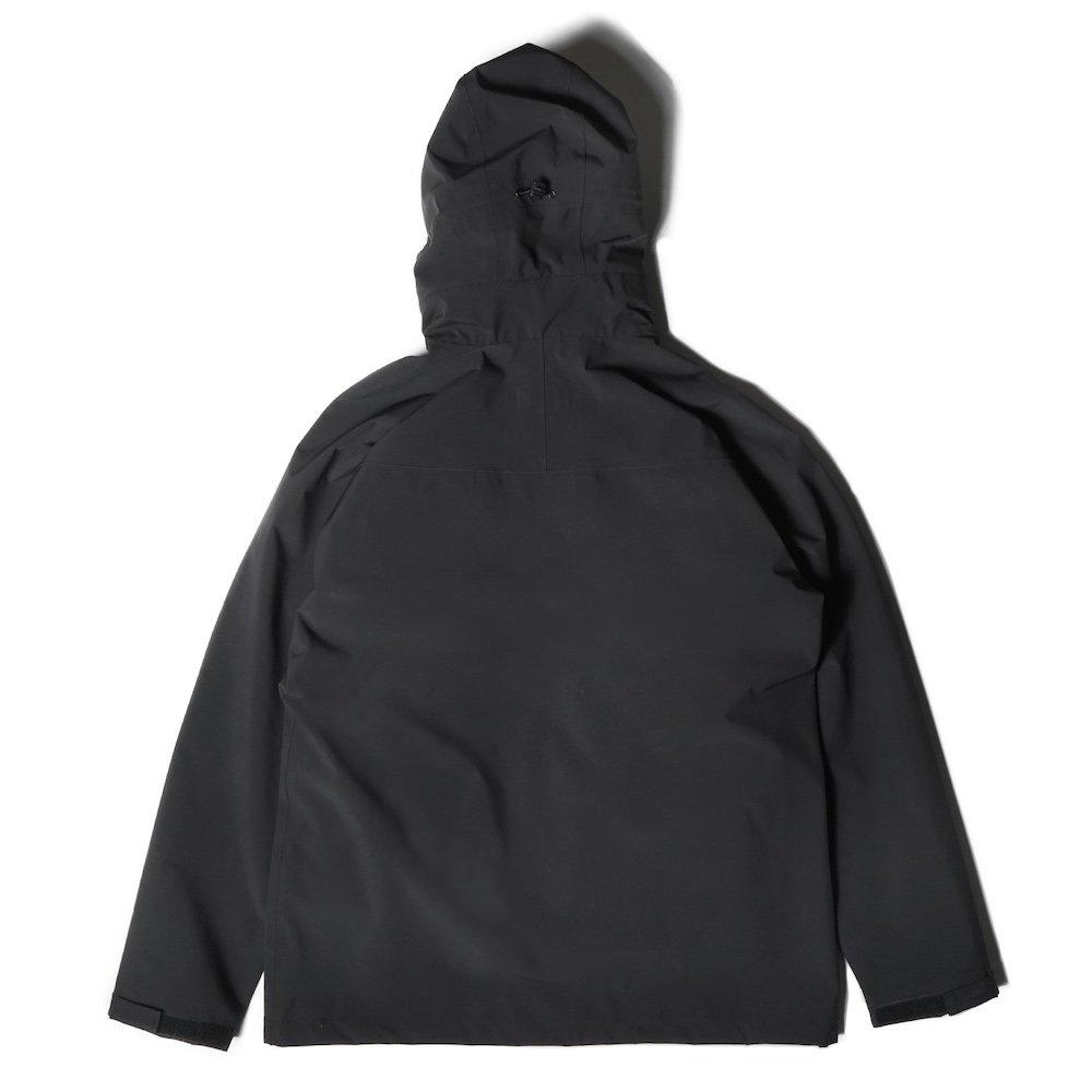 ベンデイビス DAYBREAK【3layer waterproof long jacket】3レイヤーウォータープルーフロングジャケット 詳細画像4