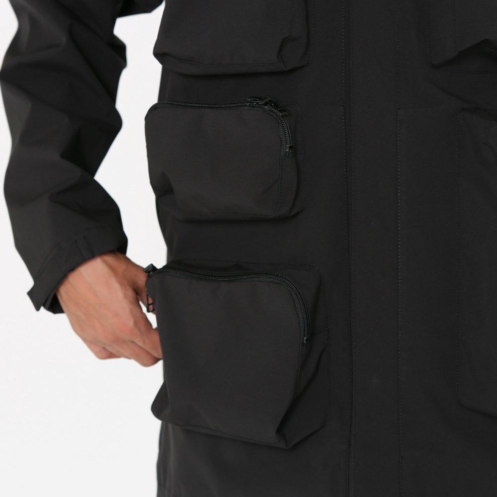 ベンデイビス DAYBREAK【3layer waterproof long jacket】3レイヤーウォータープルーフロングジャケット 詳細画像7