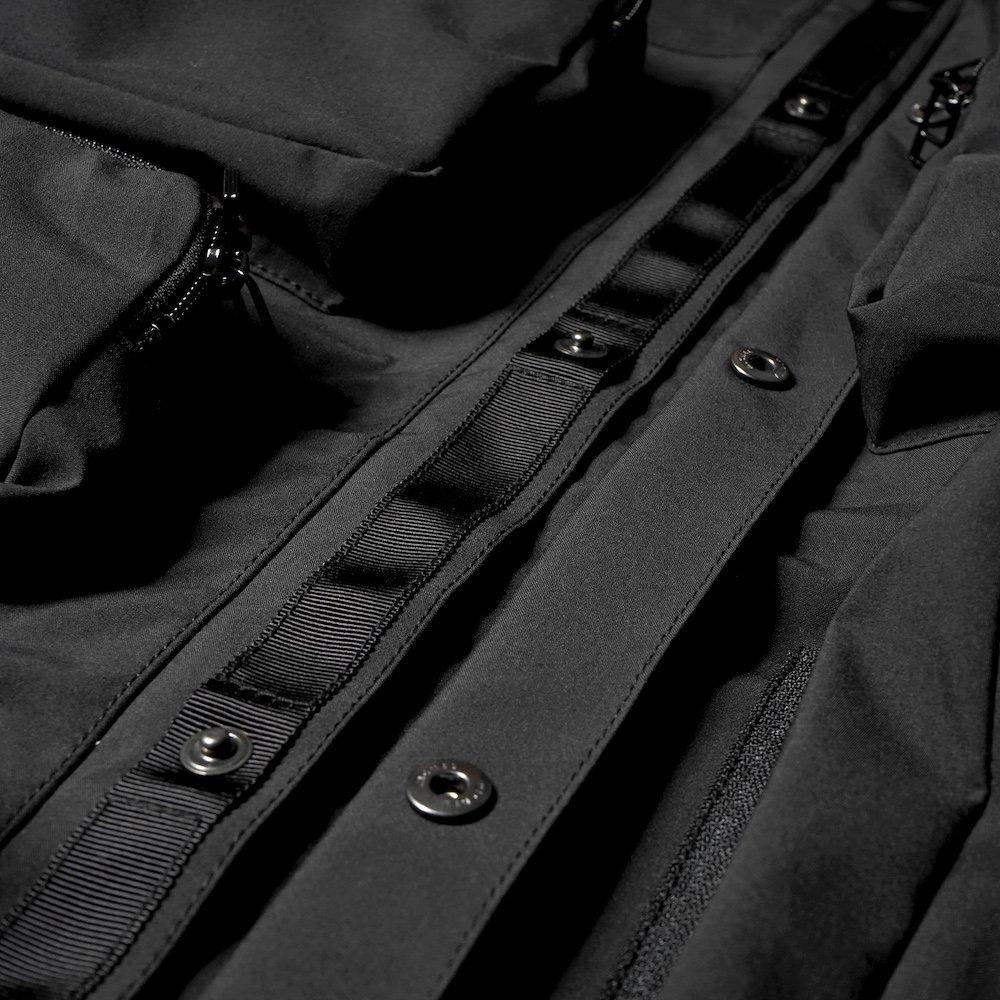 ベンデイビス DAYBREAK【3layer waterproof long jacket】3レイヤーウォータープルーフロングジャケット 詳細画像9