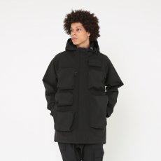 DAYBREAK【3layer waterproof long jacket】3レイヤーウォータープルーフロングジャケット