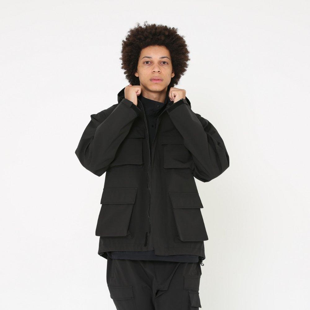 ベンデイビス DAYBREAK【3layer waterproof jacket】3レイヤーウォータープルーフジャケット 詳細画像