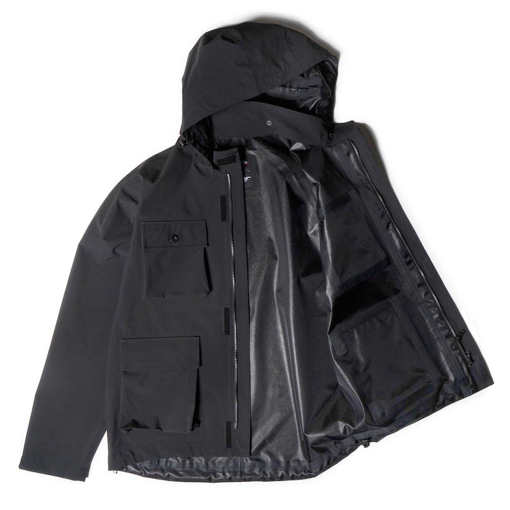 ベンデイビス DAYBREAK【3layer waterproof jacket】3レイヤーウォータープルーフジャケット 詳細画像5