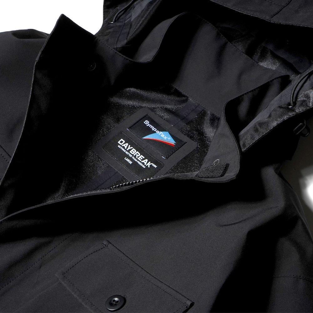 ベンデイビス DAYBREAK【3layer waterproof jacket】3レイヤーウォータープルーフジャケット 詳細画像8