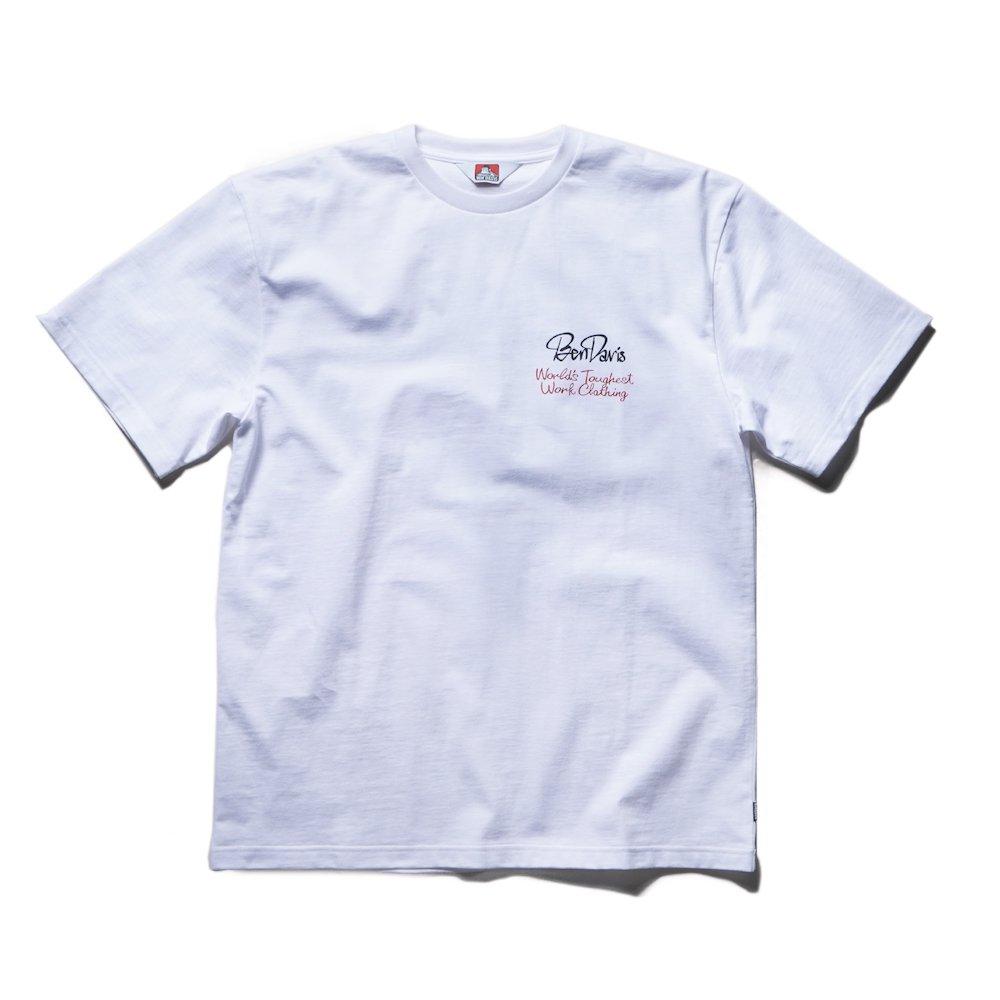 ベンデイビス 【STREET PRINT TEE】ストリートプリントTシャツ(抗菌防臭) 詳細画像11